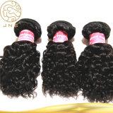 最もよいQualtiyの巻き毛の波のブラジルのバージンの人間の毛髪