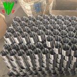O tubo de borracha de Aço de alto desempenho do sistema hidráulico Crimpe as conexões
