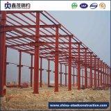 Fasten zusammengebautes modulares bewegliches vorfabriziertstahlkonstruktion-Haus für Lager