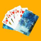 Карточки рекламируя карточек нестандартной конструкции бумажные играя