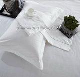 Lenzuolo stabilito di Hote di base della tela dell'assestamento bianco normale di lusso dell'hotel