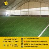 40X55X7m de Grote Schuilplaats van de Tent van Sporten voor het Spel van de Voetbal 7people