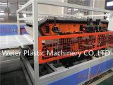 Pvc Machine van de Uitdrijving van 3 de Laag GolfTegels van het Dakwerk