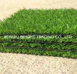 인공적인 잔디 또는 뗏장을 정원사 노릇을 하는 25mm 정원