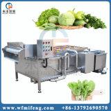 Ortaggio da radice e lavatrice a spazzole della frutta/linea di produzione di lavaggio di verdure