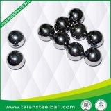 Van de Micro- van het Roestvrij staal van de diameter de Bal van het Staal van de Ballen van het Chroom Bal van het Metaal