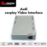 Поверхность стыка с Carplay, игра автомобиля Audi видео- USB поддержки тональнозвуковая для поверхности стыка Hualingan Carplay Audi A6 видео-
