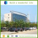 Tettoia d'inquadramento dell'edificio scolastico della struttura dell'acciaio del magazzino di basso costo