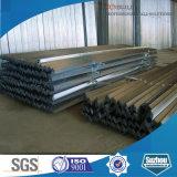 Trockenmauer/galvanisierte Stahlspur und Stift