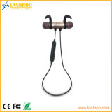 Metal Wireless Bluetooth V4.1 con auriculares estéreo con reducción de ruido de adsorción/magnético