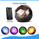 LED Light Magic Crystal Ball LED Mini Controler Speaker