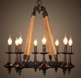 Het antieke Creatieve Licht van de Tegenhanger van de Eetkamer van de Staaf Woon