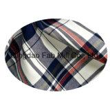 Shirting hilados de algodón tejido teñido (QF13-0216)