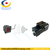 Regolatore di temperatura di un pezzo senza fili del sensore del consumo di energia di CA di monofase