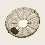 Tipo redondo de acero inoxidable carcasa protectora ventilador