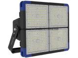 Alta potencia 540W de alta Lumen CRI>80 IP66 LED de aluminio exterior High-Pole High-Pole LED de luz LED de luz LED de luces del estadio de la luz de la calle con la aprobación RoHS CE