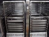 SUS304 Machine van de Oven van de Cirkel van de Hete Lucht van het roestvrij staal komt de Drogere (ct-c-I) GMP samen