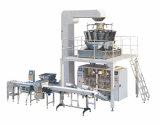 El detector de metales para la línea de producción de papas fritas