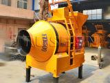 Matériel de construction de mélangeur concret de tambour du rouleau Jzc350 avec le type hydraulique