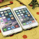 Cassa mobile del telefono delle cellule dell'interiore dei reticoli del coperchio su ordinazione di iPhone 6