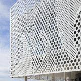 Алюминиевый корпус из нержавеющей стали архитектурные перфорированной металлической для украшения