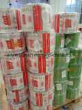 Aluminiumtee-Kaffee-Fastfood- verpackennahrungsmittelplastiktasche mit Reißverschluss