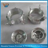 CNC Delen in Snelle Prototyping van het Aluminium van Shanghai