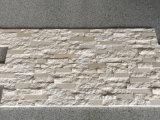 Наружный Fieldstone бежевым мрамором с возможностью горячей замены для монтажа на стену оформление