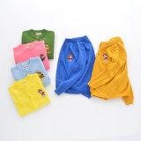 Мода малыша одежду детскую одежду из 100% хлопка свитер нанесите на