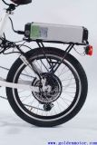 백색 Folding 36V 500W En15494 Electric Bike