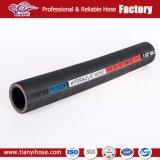 2 pulgadas 51 mm de tamaño grande 1Sn1R en el tubo flexible de caucho la manguera hidráulica