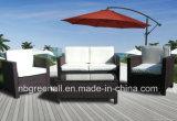 Mobília ao ar livre de vime do Rattan do pátio do jardim