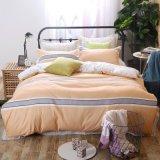中国の卸し売り工場製造はポリエステル寝具の慰める人セットを印刷した