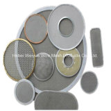 Фильтр из нержавеющей стали диск/фильтр проволочной сеткой
