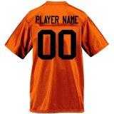 عادة كرة قدم جرسيّ مع صنع وفقا لطلب الزّبون اسم ورقم
