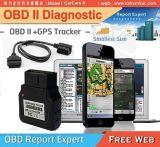 GPS Car Tracker Obdii БОРТОВОЙ СИСТЕМЫ ДИАГНОСТИКИ АВТОМОБИЛЯ Tracker диагностический монитор голосовых данных