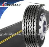 385/55r22.5 TBR alle bringen Radialhochleistungs-LKW-Reifen in Position