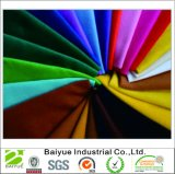 Los colores de fieltro de poliéster para el bricolaje manualidades