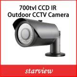 700tvl Camera van kabeltelevisie CCD van de Veiligheid van de Kogel van Sony de OpenluchtIP66 IRL