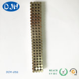 D4.3*9 mm Permanent Stinererd Neodymium Iron Boron Magnet for Toy