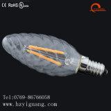 Bulbo novo do filamento do diodo emissor de luz do projeto da fábrica para a luz de teto