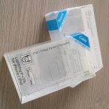 Scatola di plastica bianca dell'OEM con stampa