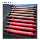 El cilindro hidráulico con varilla de pistón de alta precisión para la venta