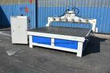 回転式のマルチヘッド木工業CNCのルーター機械