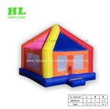 Bunter und schöner Regenbogen-aufblasbarer springender Prahler für Kinder