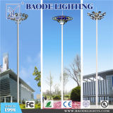21m Steelポーランド人High Mast Lights (BDGGD-21)