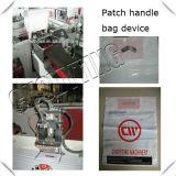 Automatische Plastik-LDPE-Änderung- am Objektprogrammhandgriff-Einkaufstasche, die Ausschnitt-Maschine versiegelt
