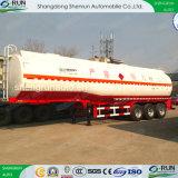 Di Shengrun 3 degli assi dell'olio del serbatoio di combustibile rimorchio semi