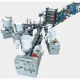 Pp.-PET Briefpapier-Schaumgummi-Blatt-Strangpresßling-Zeile chemisches Schaumkunststoff-Blatt, Maschinerie produzierend