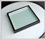 Flaches oder gebogenes Niedriges-e Isolierglasdoppelverglasung-Glas höhlt Glas mit Cer-Bescheinigung aus